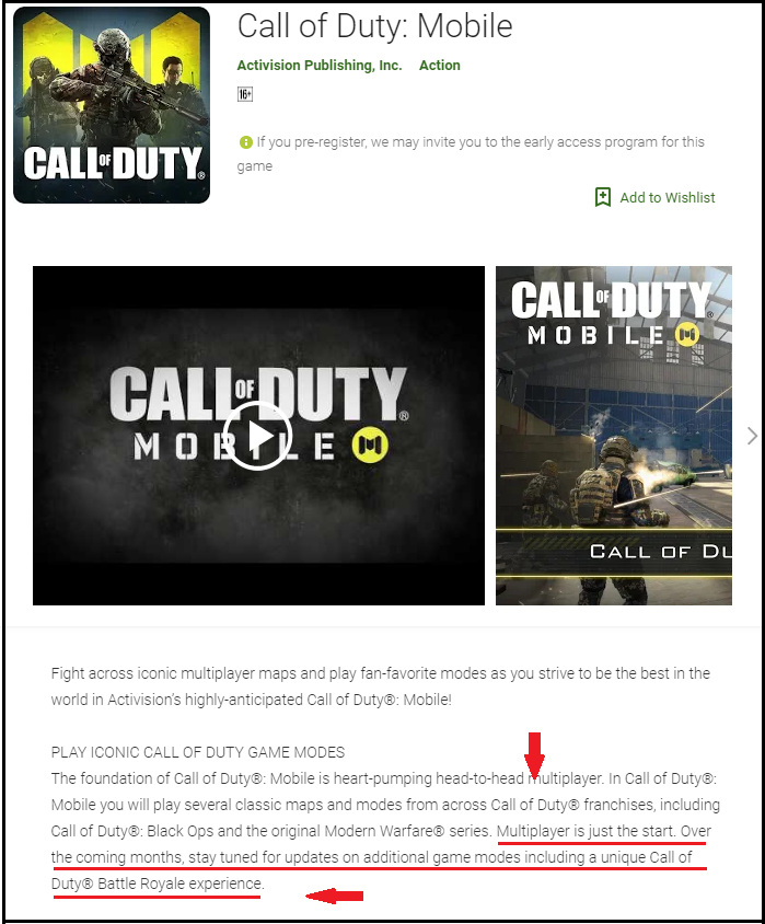 Call of Duty Mobile Battle Royale Mode Officially Confirmed!