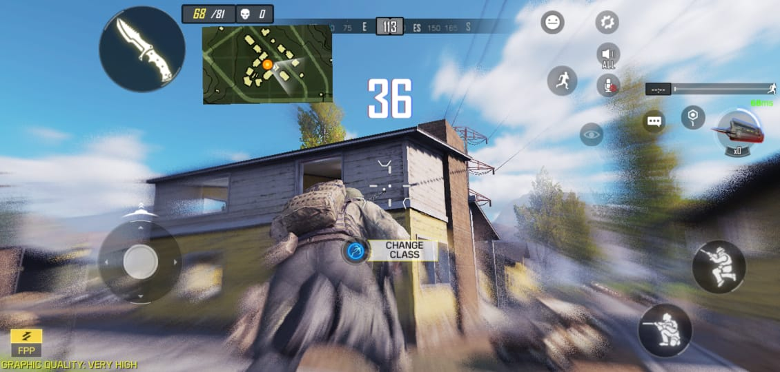 Which Class is Best in Call of Duty Mobile Battle Royale Mode?
